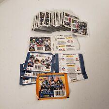 Panini Football Sticker Packs NFL 37-2017 5-2018 and 1-2016