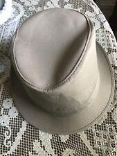 Stetson Water REPELLENT Hat Size Medium EUC
