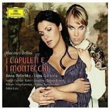 """Anna Netrebko """"I Capuleti e i Montecchi (GA)"""" 2 CD NUOVO"""