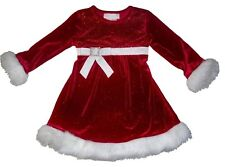 Baby Girl Bonnie Jeans Christmas Dress Age 3-6 Months