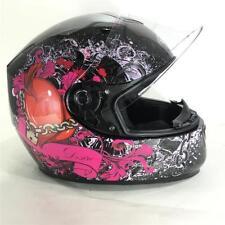 Caschi rosa scooter per la guida di veicoli taglia XL