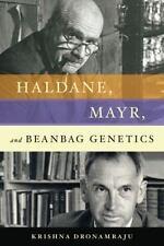 Haldane, Mayr, and Beanbag Genetics Dronamraju, Krishna Hardcover