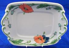 Villeroy & and Boch AMAPOLA butter plate / cheese dish Good