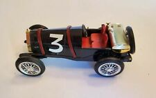 BRUMM 1:43 1921 BUGATTI BRESCIA HP40 Black #3 DIECAST MODEL CAR