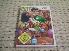 Punch-Out für Nintendo Wii und Wii U *OVP*