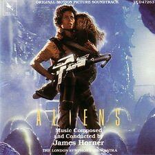 ALIENS - CD - composed by : JAMES HORNER