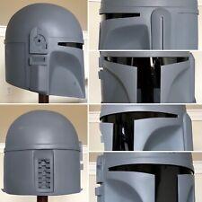 Star Wars Boba Fett Resin Helmet Kit Prepped & Primed T-Visor Mandalorian