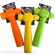 Ruff Dawg Ruff Tools Hammer Dog Toy Made in the USA Assorted Colors
