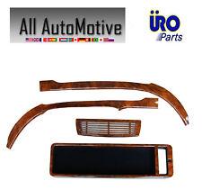 1963-1971 Mercedes-Benz 230SL 250SL 280SL URO Parts Burl Wood Dash Panel Overlay