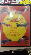 Johnny  Lightning Topper Commercials on DVD TOPPER JOHNNY LIGHTNING DVD