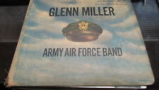 GLENN MILLER 45 RPM RECORD BOXED SET ARMY AIR FORCE BAND VOLUME 3  EP M- DISCS