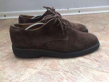 Polo Ralph Lauren Vintage Suede Bucks Shoes Oxfords US 9 27 cm