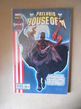 HOUSE OF M Preludio Storia Completa Marvel Mega #36 Marvel Italia [SC24]