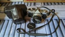 Olympus OM-1n with Zuiko AUTO-S 50/1,8 tested Nice!