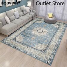 Moroccan Carpet Rugs for Bedroom Carpets Sofa Table Rug Ethnic Floor Mat