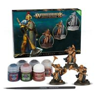 Stormcast Eternals + Paint Set - Warhammer Age of Sigmar - Brand New! 60-10