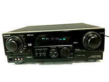 Aiwa AV-D58 Stereo Audio/Video Receiver Amplifier w/ Super T-BASS