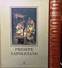 PRESEPE NAPOLETANO  Edizione Pregiata in folio  Di Mauro 1997