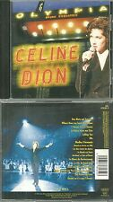 CD - CELINE DION : EN CONCERT LIVE A L' OLYMPIA ( PARIS ) COMME NEUF - LIKE NEW