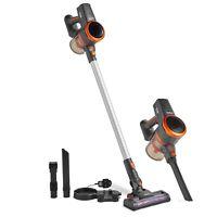 VonHaus 2-in-1 Cordless Handheld Stick Vacuum Cleaner Powerful Lightweight HEPA