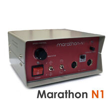Marathon N1 Micromotor with 2 Handpiece Connectors 1 Handpiece SH37N New