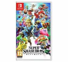 Super Smash Bros Ultimate - Nintendo Switch - 07/12/18 (Please Read Description)