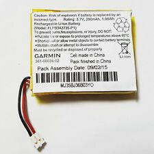 3 Hr Gps Watch 361-00034-02 290mAh Genuine Rechargeable Battery For Garmin Fenix