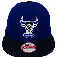 New Era 9Fifty Chicago Bulls NBA Windy City USA Made 2 Tone HWC Snapback Hat
