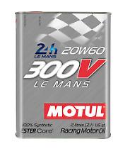 MOTUL 300V LE MANS 20W60 OLIO MOTORI COMPERIZIONE SINTETICO 20W-60 ENDURANCE 2L