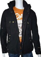Khujo Skimp leichte Jacke schwarz Gr. M