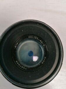 Helios 44-2 58mm f2 Vintage Camera Lens M42 mount USSR  Camera Accesories #510