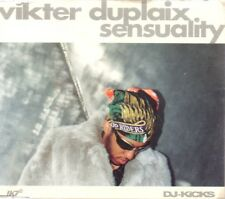 VIKTER DUPLAIX SENSUALITY DJ KICKS CD Single Techno HOUSE DANCE ¡K7 MAX MUSIC
