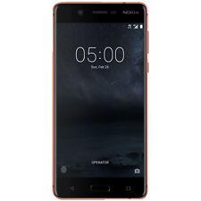NOKIA 5 Dual-Sim, Smartphone, 16 GB, 5.2 Zoll, Copper, Dual SIM