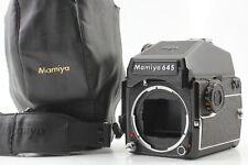 *Near Mint* Mamiya M645 1000S Medium Format Film Camera Body From Japan #1408