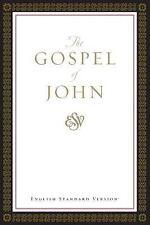 ESV Gospel of John (2003, Paperback)