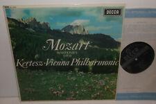 SXL 6056 Mozart Symphonies nos. 33 & 39 Vienna Philharmonic Istvan Kertesz ED3