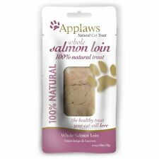 Applaws Natural Cat Snack Treat Salmon Loin 25g Unimagnably Delicious
