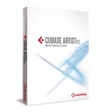 Steinberg Cubase artiste 9.5 audio/MIDI logiciel d'enregistrement (éducation) (nouveau)