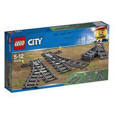 Lego 60238 Cambios de Agujas