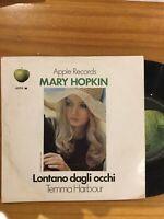"Mary Hopkin: Temma Harbour: 1970 Apple 22 7"" Vinyl Single Free UK Post"