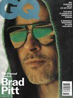 GQ Magazine Brad Pitt Lil Uzi Vert DMX Michael Kors New Classics of Dining 2019