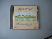 RANDY BERSEN /  PARADISE CITIZEN - JAPAN CD opened
