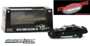 Greenlight #86522 1:43 Last of the V8 Interceptors 1973 Ford Falcon XB Mad Max