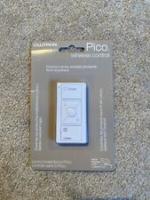 Lutron Pj2-3Brl-Gwh-S02 Pico Wireless Control with indicator Led, 3-Button White