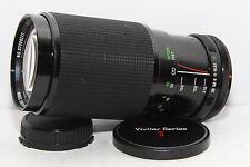 CANON FD VIVITAR VMC SERIES 1 70-210mm F:3.5 Obiettivo Zoom Reflex A-1 AE-1 T70*