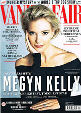 VANITY FAIR February 2016 Megyn Kelly MARTIN SHKRELI Grease BILL IRWIN @New@