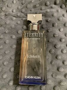 calvin klein eternity summer women