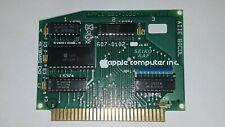 VINTAGE APPLE II 2 COMPUTER 820-0066-A MEMORY RAM CARD BOARD AIIE 80COL GRTD #93