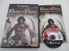 PRINCE OF PERSIA WARRIOR WITHIN - NINTENDO GAMECUBE - Jeu GAME CUBE Complet PAL