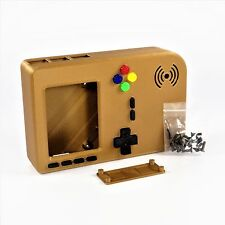 PiGRRL 2 COPPER Game Boy Case with Buttons & Screws for Raspberry Pi 2/3